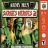 Juego online Army Men - Sarge's Heroes 2 (N64)