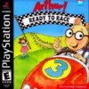 Juego online Arthur Ready to Race (PSX)