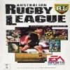 Juego online Australian Rugby League (Genesis)