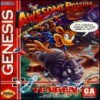 Juego online Awesome Possum Kicks Dr Machino's Butt (Genesis)