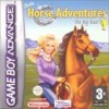 Juego online Barbie Horse Adventures: The Big race (GBA)