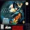 Juego online Batman Forever (Snes)