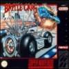 Juego online Battle Cars (Snes)