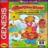 Juego online The Berenstain Bears' Camping Adventure (Genesis)