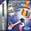 Juego online Bomberman MAX 2: Blue Advance (GBA)
