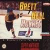 Juego online Brett Hull Hockey (Snes)