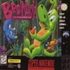 Juego online Bronkie The Bronchiasaurus (Snes)