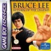 Juego online Bruce Lee: Return of the Legend (GBA)