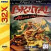 Juego online Brutal Unleashed: Above the Claw (Sega 32x)
