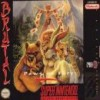 Juego online Brutal: Paws of Fury (Snes)