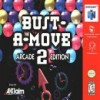 Juego online Bust-A-Move 2 - Arcade Edition (N64)