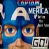 Juego online Captain America Defies the Doom Tube (Atari ST)