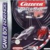 Juego online Carrera Power Slide (GBA)