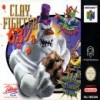 Juego online Clay Fighter 63 1-3 (N64)
