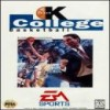 Juego online Coach K College Basketball (Genesis)