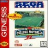Juego online College Football's National Championship II (Genesis)