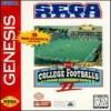 Juego online College Football's National Championship II (Genesis)