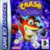 Juego online Crash Bandicoot Fusion (GBA)