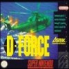 Juego online D-Force (Snes)