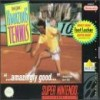 Juego online David Crane's Amazing Tennis (Snes)