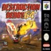 Juego online Destruction Derby 64 (N64)