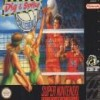 Juego online Dig & Spike Volleyball (Snes)
