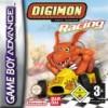 Juego online Digimon Racing (GBA)
