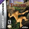 Juego online Disney's Tarzan: Return to the Jungle (GBA)