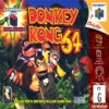 Juego online Donkey Kong 64 (N64)