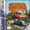 Juego online The Dukes of Hazzard: Racing for Home (GBC)