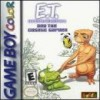 Juego online ET The Extra-Terrestrial and the Cosmic Garden (GB COLOR)