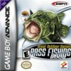 Juego online ESPN Great Outdoor Games: Bass 2002 (GBA)