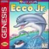 Juego online Ecco Jr (Genesis)