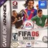 Juego online FIFA Soccer 06 (GBA)