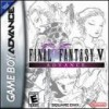 Juego online Final Fantasy V Advance (GBA)