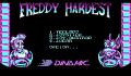 Juego online Freddy Hardest (PC)