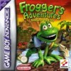 Juego online Frogger's Adventures: Temple of the Frog (GBA)