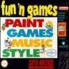 Juego online Fun 'N Games (Snes)