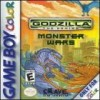 Juego online Godzilla: The Series - Monster Wars (GBC)