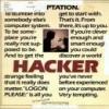 Juego online Hacker (Atari ST)