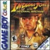 Juego online Indiana Jones and the Infernal Machine (GB COLOR)