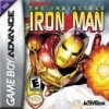 Juego online The Invincible Iron Man (GBA)