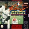 Juego online Ken Griffey Jr Presents Major League Baseball (Snes)