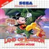 Juego online Land of Illusion starring Mickey Mouse (SMS)