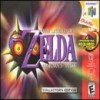 Juego online The Legend of Zelda: Majora's Mask (N64)
