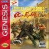 Juego online Lethal Enforcers II: Gun Fighters (Genesis)