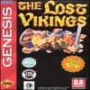 Juego online The Lost Vikings (Genesis)