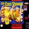 Juego online The Lost Vikings (Snes)