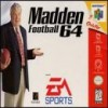 Juego online Madden Football 64 (N64)