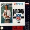 Juego online Madden NFL '94 (Snes)